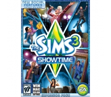 The Sims 3 Showtime Expansão