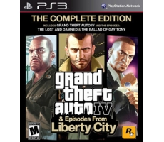 Ps3 Jogo Gta 4 The Complete Edition