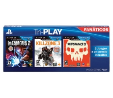 Kit Tri-play Sony