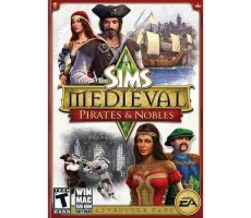 The Sims Medieval Piratas E Nobres