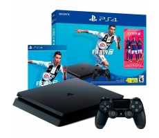 Playstation 4 Slim 500gb + Fifa 2019