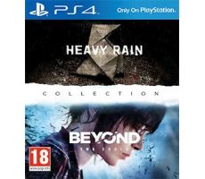 Heavy Rain + Beyond Colection Seminovo