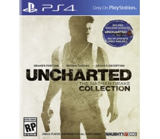 Uncharted Drakes Collection Seminovo