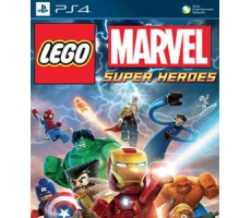 Lego Marvel Super Heroes Seminovo