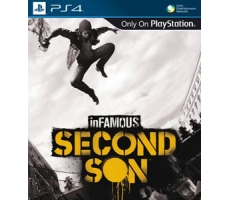 Infamous Second Son Seminovo