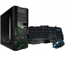 PC Gamer Multilaser Warrior intel Core i3