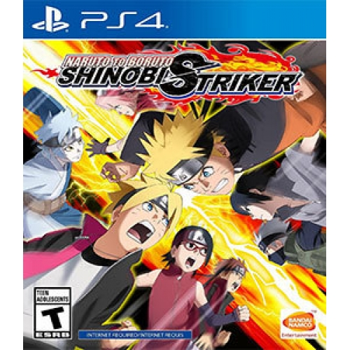 Ps4 Jogo Naruto To Boruto Shinobi Striker