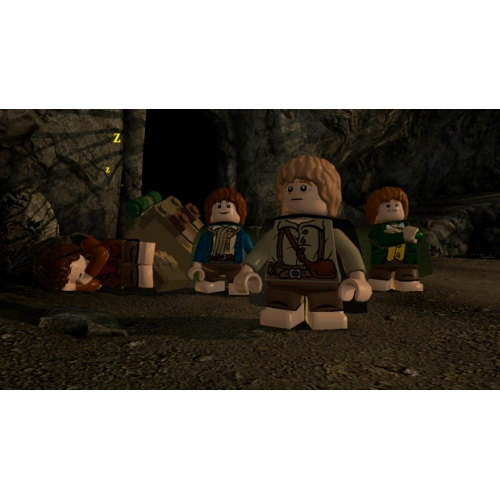 The Lord Of The Rings: Lego